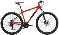 Велосипед Welt Ridge 1.0 HD 27 2020 Red/Orange/Black